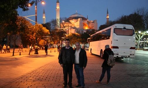 Επίσκεψη στην Τουρκία στα πλαίσια του ευρωπαϊκού προγράμματος Leonardo